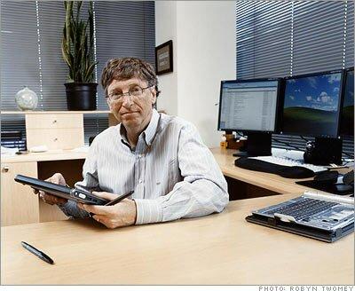 повысить эффективность труда Билл Гейтс